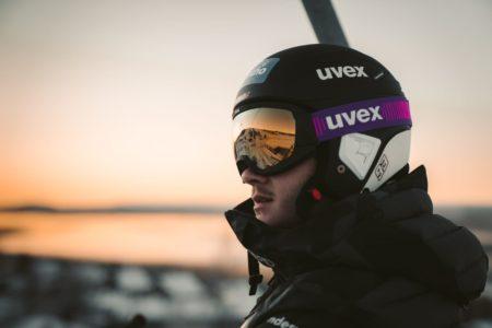 Tobias Baur startet im Skicross Weltcup